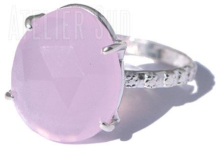 Pedra Pink Chalcedoon