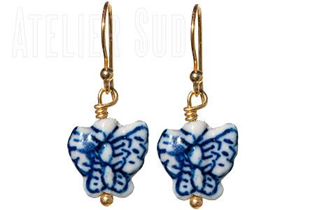 Papillon Porselein