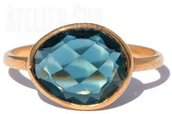 Amorfo London Blue Topaz