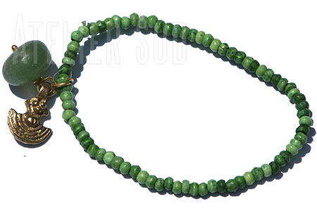 handgemaakte-armband-Iwiene-Groen