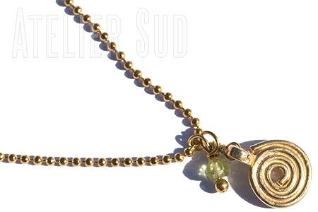 Alma Spiraal goud