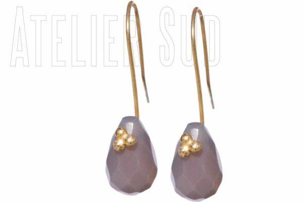amy-grijze-chalcedoon-handgemaakte-oorbellen